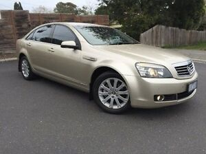 2006 Holden Statesman Gold Sports Automatic Sedan Heidelberg Heights Banyule Area Preview