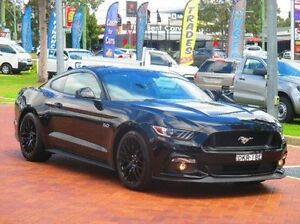 2016 Ford Mustang FM GT Fastback SelectShift Black 6 Speed Sports Automatic Fastback Baulkham Hills The Hills District Preview