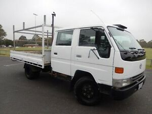 2000 Toyota Dyna LY211R 150 White 5 Speed Manual Cab Chassis Doveton Casey Area Preview