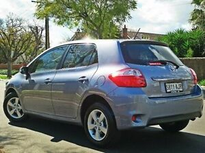 2010 Toyota Corolla ZRE152R MY11 Ascent Blue 4 Speed Automatic Hatchback Thorngate Prospect Area Preview
