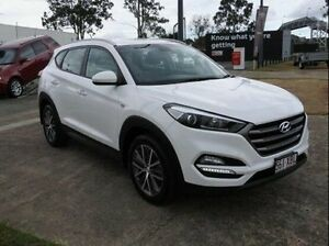 2015 Hyundai Tucson TLE Active 2WD White 6 Speed Sports Automatic Wagon Wynnum Brisbane South East Preview