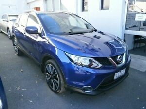 2015 Nissan Qashqai J11 TI Blue 1 Speed Constant Variable Wagon Blackburn Whitehorse Area Preview