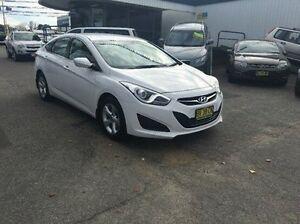 2013 Hyundai i40 VF2 Active White 6 Speed Sports Automatic Sedan Wodonga Wodonga Area Preview