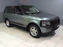 2003 Land Rover Range Rover L322 03MY HSE Grey 5 Speed Automatic Wagon Kingsgrove Canterbury Area Preview