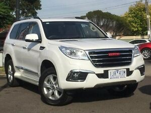 2015 Haval H9 White Sports Automatic Wagon Hoppers Crossing Wyndham Area Preview