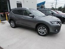 2015 Nissan X-Trail T32 Ti X-tronic 4WD Grey 7 Speed Constant Variable Wagon Burwood Whitehorse Area Preview