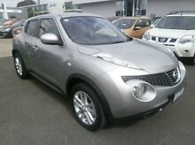 2014 Nissan Juke F15 MY14 Ti-S AWD Silver 1 Speed Constant Variable Hatchback Blackburn Whitehorse Area Preview