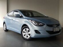 2012 Hyundai Elantra MD2 Active Blue 6 Speed Sports Automatic Sedan Mount Gambier Grant Area Preview