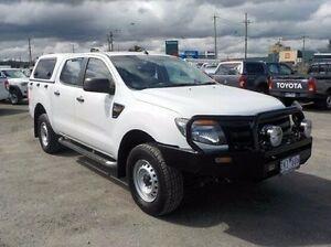 2012 Ford Ranger White Manual Utility Pakenham Cardinia Area Preview