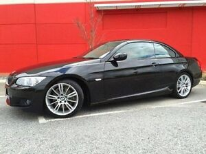 2010 BMW 330D E93 MY10.5 Steptronic Black 6 Speed Sports Automatic Convertible Cannington Canning Area Preview