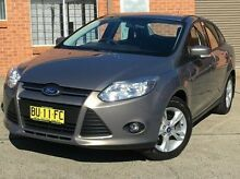 2013 Ford Focus LW MKII Trend PwrShift Bronze 6 Speed Sports Automatic Dual Clutch Sedan Kings Park Blacktown Area Preview