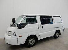 2004 Mazda E1800 SWB White Van 1.8l RWD Braeside Kingston Area Preview