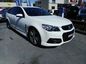 2013 Holden Commodore VF MY14 SS Sportwagon White 6 Speed Sports Automatic Wagon Pennant Hills Hornsby Area Preview