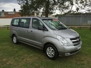 2012 Hyundai iMAX TQ-W MY13 Silver 4 Speed Automatic Wagon East Kempsey Kempsey Area Preview