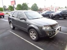 2006 Ford Territory SY Ghia Grey 4 Speed Sports Automatic Wagon Mount Gambier Grant Area Preview