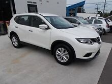 2016 Nissan X-Trail T32 ST X-tronic 2WD White 7 Speed Constant Variable Wagon Burwood Whitehorse Area Preview