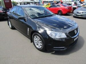 2013 Holden Commodore VF MY14 Evoke Black 6 Speed Sports Automatic Sedan Cardiff Lake Macquarie Area Preview
