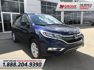 2016 Honda CR-V EX| AWD| Low KM| Sunroof| Cloth