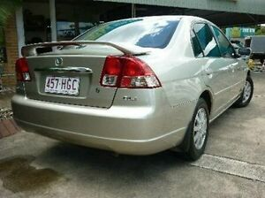 2003 Honda Civic 7th Gen MY2003 GLi Bronze 4 Speed Automatic Sedan Deagon Brisbane North East Preview