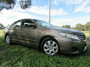 2010 Toyota Camry ACV40R MY10 Altise Bronze 5 Speed Automatic Sedan Doveton Casey Area Preview