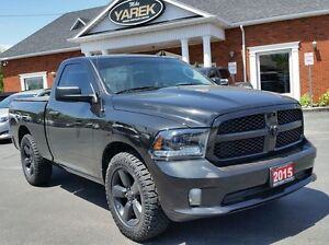 2015 Ram 1500 Express RWD, Bluetooth, Back Up Camera, Trailer Br