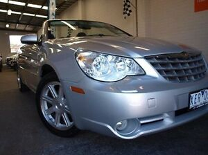 2009 Chrysler Sebring JS MY09 Limited Silver 6 Speed Sports Automatic Convertible Highett Bayside Area Preview