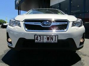 2016 Subaru XV G4-X MY16 2.0i-S AWD White 6 Speed Manual Wagon Earlville Cairns City Preview