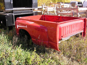 Dodge Ram 8ft dually truck box