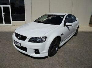 2012 Holden Commodore VE II MY12.5 SV6 Z Series White 6 Speed Sports Automatic Sedan Yarrawonga Moira Area Preview