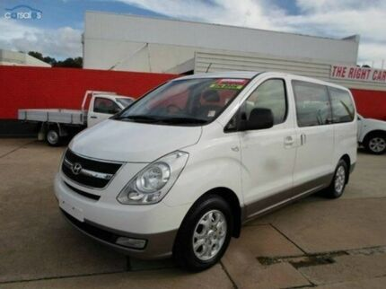 2011 Hyundai iMAX  White Automatic Wagon Launceston 7250 Launceston Area Preview