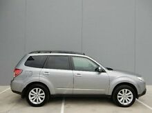 2011 Subaru Forester S3 MY12 XS AWD Premium Silver 4 Speed Sports Automatic Wagon Braeside Kingston Area Preview