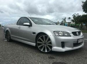 2007 Holden Ute VE SV6 Silver 5 Speed Sports Automatic Utility Westcourt Cairns City Preview