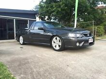 2006 Ford Falcon BF XR6 Turbo Grey 6 Speed Manual Utility Chermside Brisbane North East Preview