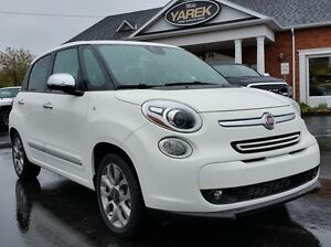 2015 Fiat 500L Lounge, Bluetooth, Back-Up Camera/Sensors, NAV, P