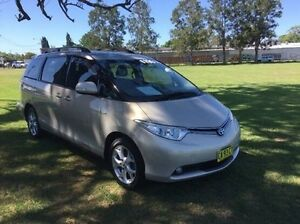 2006 Toyota Tarago ACR30R MY03 GLX Gold 4 Speed Automatic Wagon East Kempsey Kempsey Area Preview
