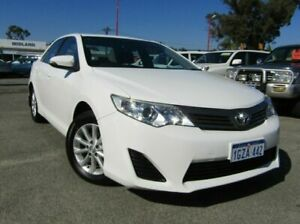 2014 Toyota Camry ASV50R Altise White 6 Speed Sports Automatic Sedan Bellevue Swan Area Preview
