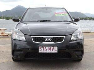 2009 Kia Rio JB MY09 LX Black 5 Speed Manual Hatchback Parramatta Park Cairns City Preview