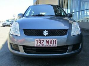 2010 Suzuki Swift RS415 Grey 5 Speed Manual Hatchback Earlville Cairns City Preview