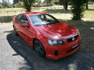 2009 Holden Commodore VE MY09.5 SV6 Red 5 Speed Sports Automatic Sedan Mitchell Bathurst City Preview