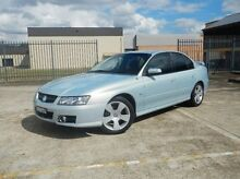 2006 Holden Commodore VZ MY06 SVZ Silver 4 Speed Automatic Sedan Windsor Hawkesbury Area Preview
