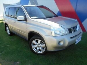 2010 Nissan X-Trail T31 MY10 ST-L Gold 1 Speed Constant Variable Wagon Bunbury Bunbury Area Preview