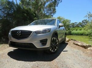2015 Mazda CX-5 KE1022 Akera SKYACTIV-Drive AWD Silver 6 Speed Sports Automatic Wagon Christies Beach Morphett Vale Area Preview