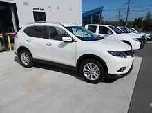 2015 Nissan X-Trail T32 ST-L X-tronic 2WD White 7 Speed Constant Variable Wagon Burwood Whitehorse Area Preview