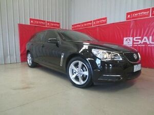 2015 Holden Commodore VF MY15 Evoke Sportwagon Black 6 Speed Sports Automatic Wagon Coolaroo Hume Area Preview