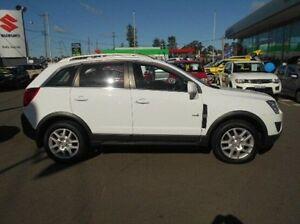 2013 Holden Captiva White Sports Automatic Wagon Cardiff Lake Macquarie Area Preview