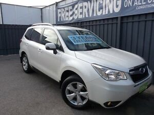 2013 Subaru Forester S4 MY13 2.5i Lineartronic AWD White 6 Speed Constant Variable Wagon Old Reynella Morphett Vale Area Preview