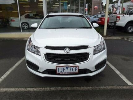 2016 Holden Cruze JH Series II MY16 CD Sportwagon White 6 Speed Sports Automatic Wagon Lilydale Yarra Ranges Preview
