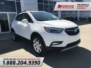2017 Buick Encore Premium| AWD| Low KM| Leather| Sunroof