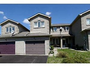 3 Bdr. & 4bath home in Barrie for Rent