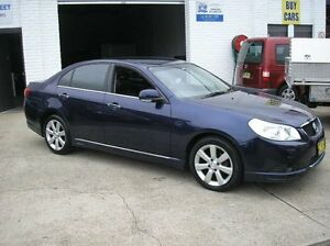 2008 Holden Epica EP MY09 CDXi Blue 6 Speed Auto Sports Mode Sedan Woodbine Campbelltown Area Preview